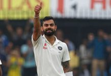 VIRAAAAAAAT KOHLI is back, slams 13th Test hundred
