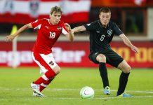 World Cup qualifier 2018 : Austria vs Republic of Ireland TV channel and live streaming