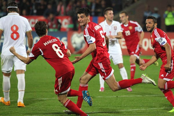 World Cup qualifier 2018 : Albania Vs Israel TV channel and live
