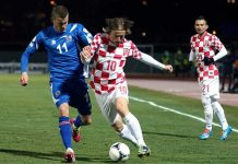 World Cup qualifier 2018 : Croatia Vs Iceland TV channel and live streaming