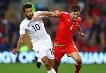 World Cup qualifier 2018 : Wales Vs Serbia TV channel and live streaming