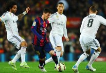 Barcelona Vs Real Madrid Live Streaming and Prediction
