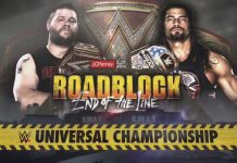 WWE Roadblock: End of the Line 2016 Free Live Streaming and Live Telecast Channels