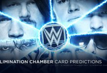 WWE Elimination Chamber 2017 Free Live Streaming and Live Telecast Channels