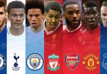 Premier League Schedule 2017/18