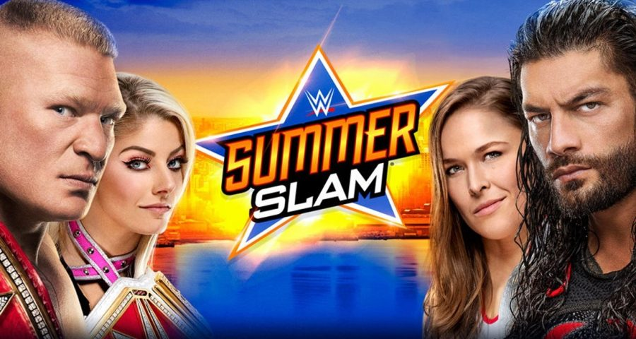 WWE Summer Slam 2018 Free Live Streaming and Live Telecast Channel