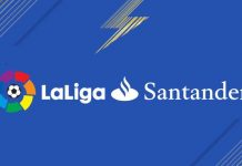 LaLiga 2018/19 Point Table