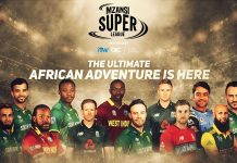 Mzansi Super League 2019 schedule