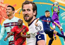 Euro 2020 schedule and live stream